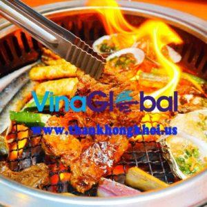 Cách nướng thịt không bị khói mà thơm ngon - P1